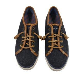Sperry Top-sider Graphite Varsity Seacoast sneaker